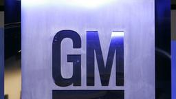 Logo des Autokonzerns General Motors