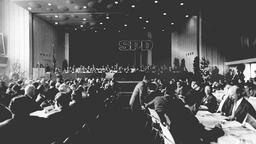 alt SPD-Parteitag 1959 in Bad Godesberg
