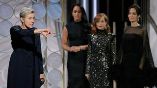 Golden Globes: McDormand