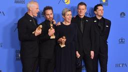 Golden Globes: Three Billboards Outside Ebbing, Missouri