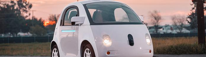 Prototyp des Self-driving vehicle von Google | Bildquelle: Google/dpa