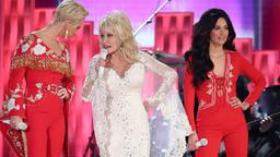 Grammy Awards Katy Perry, Dolly Parton und Kacey Musgraves