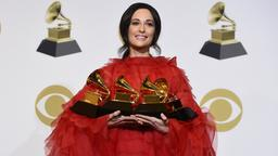 Grammy Awards: Kacey Musgraves