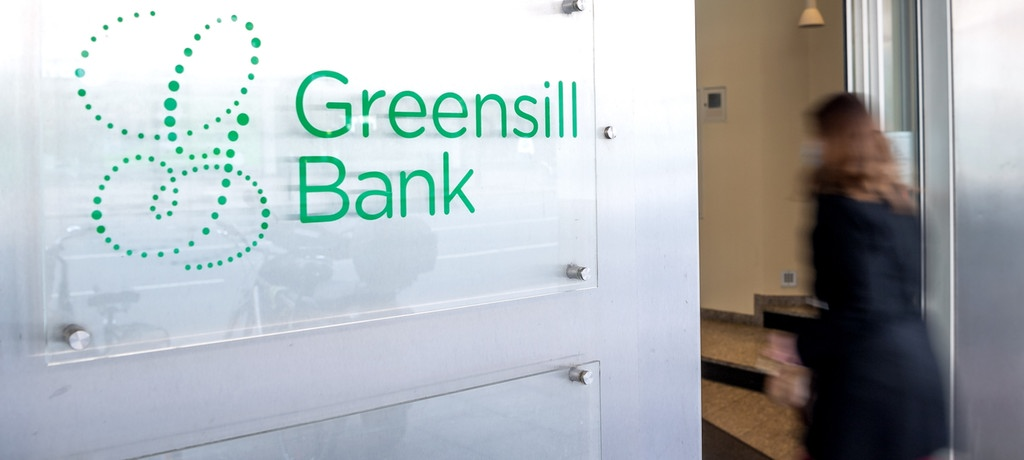 Greensill Bank AG in Bremen | dpa