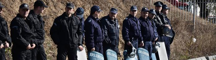 Grenzpolizei in Bulgarien  | Bildquelle: imago/ZUMA Press