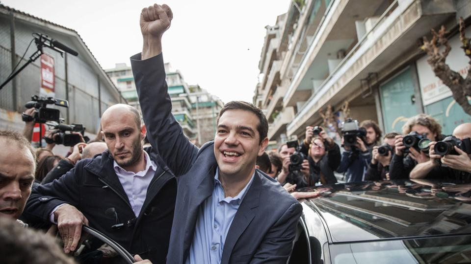 Parlamentswahl in Griechenland: Alexis Tsipras | null