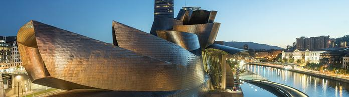 Guggenheim-Museum in Bilbao | Bildquelle: picture alliance / Global Travel