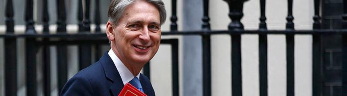 Philip Hammond | Bildquelle: REUTERS
