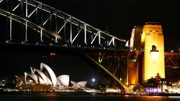 Sydney Harbour Bridge und Oper