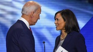 Joe Biden und Kamela Harris im September 2019