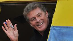 David Hasselhoff in Nordkorea