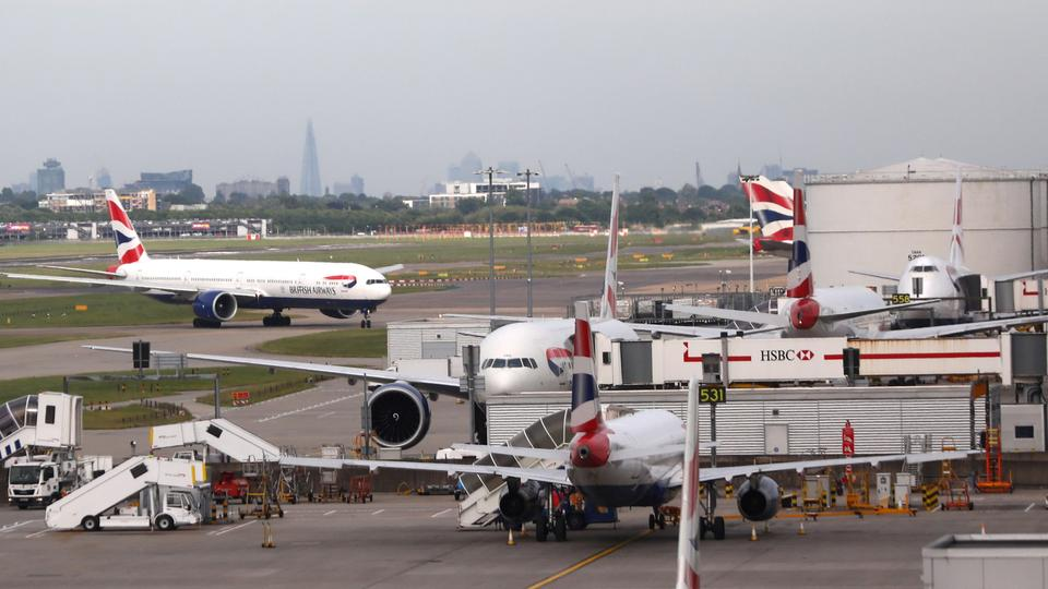 Flughafen Heathrow | Bildquelle: REUTERS