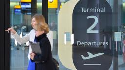 "Das neue Terminal 2 ""The Queen's Terminal"" am Londoner Flughafen Heathrow"