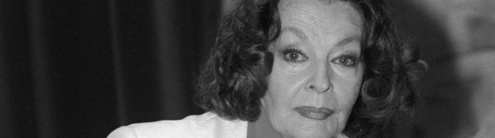 Margot Hielscher  | Bildquelle: picture-alliance / dpa