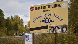 Highway of Tears in Colorado, Kanada | Bildquelle: picture alliance/AP Images