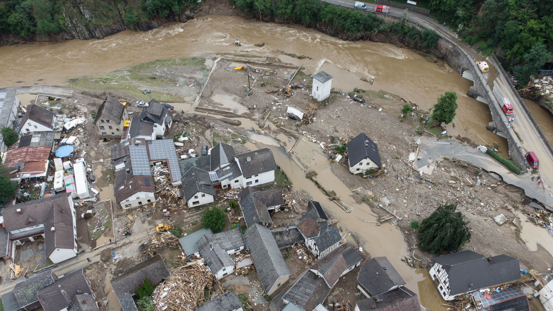 After the flood: environmental groups urge to rethink when it comes to reconstruction
