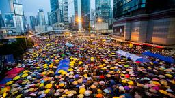Massenproteste in Hongkong