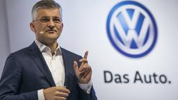 VW-USA-Chef Michael Horn | Bildquelle: REUTERS