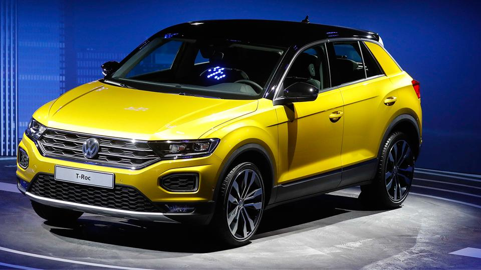 VW T-Roc | Bildquelle: REUTERS