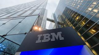 IBM-Zentrale in New York