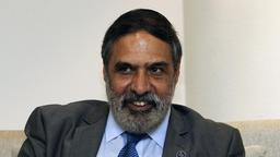 Indiens Handelsminister Anand Sharma