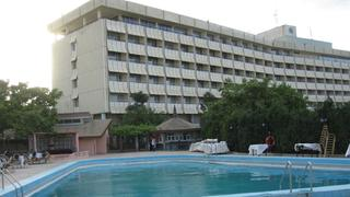 Das Hotel Intercontinental in Kabul | Bildquelle: dpa