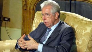 Mario Monti im Interview