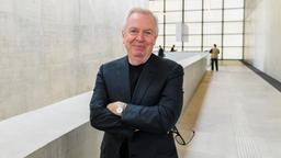 Der britische Stararchitekt David Chipperfield entwarf die James-Simon-Galerie.