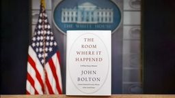 "Das Buch ""The Room Where it Happened"" von John Bolton 