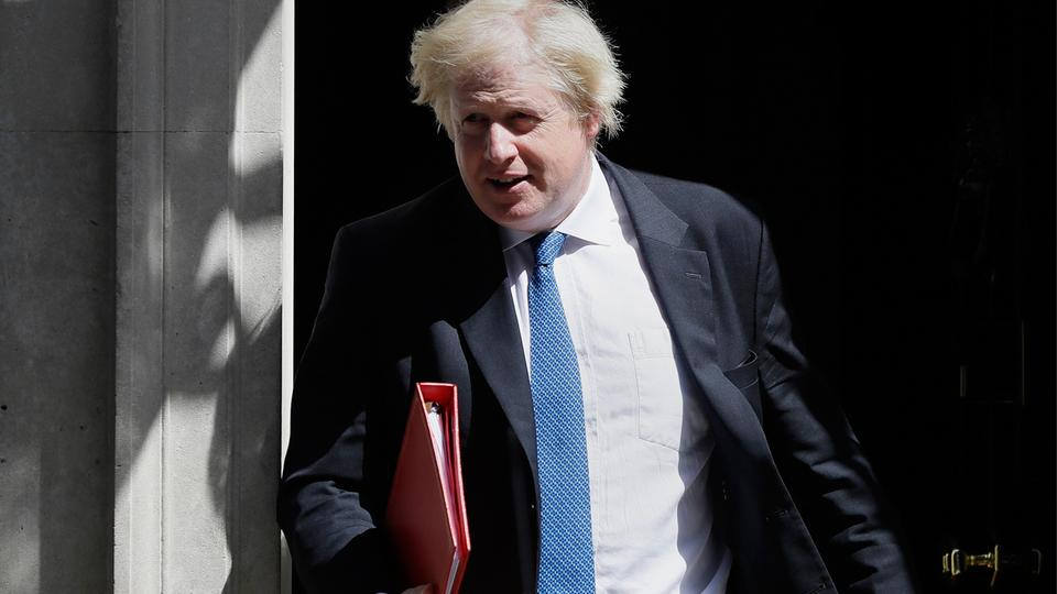 Boris Johnson | Bildquelle: AP