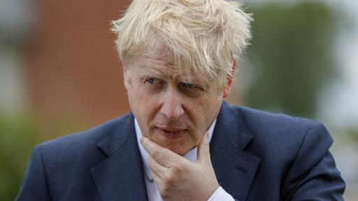 Boris Johnson | Bildquelle: DARREN STAPLES/POOL/EPA-EFE/REX