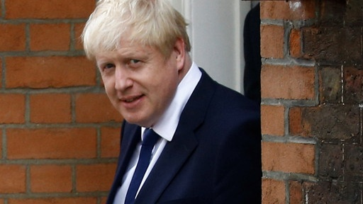 Boris Johnson | REUTERS