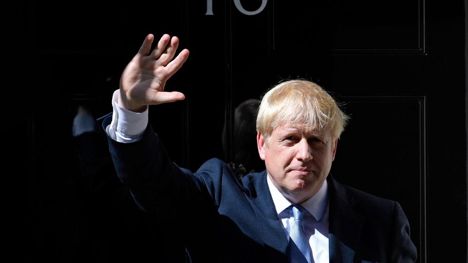 Boris Johnson | Bildquelle: NEIL HALL/EPA-EFE/REX