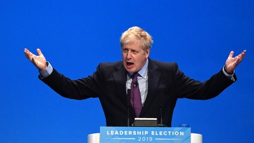 Boris Johnson | Bildquelle: AFP
