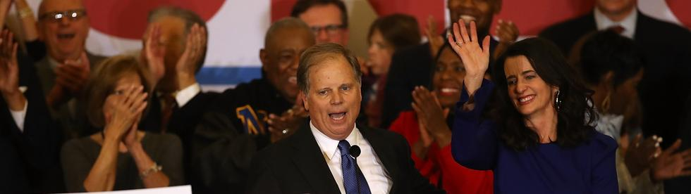 Doug Jones | Bildquelle: AFP