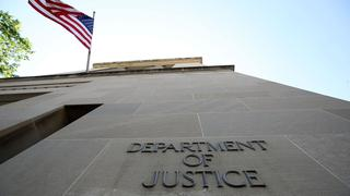 Das Justizministerium in Washington | Bildquelle: AFP