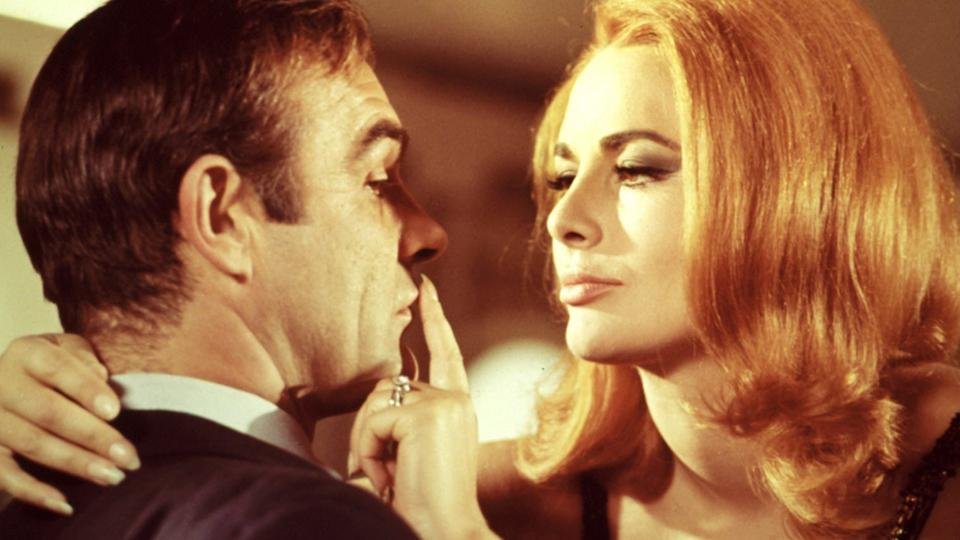 Karin Dor | Bildquelle: picture alliance / Everett Colle