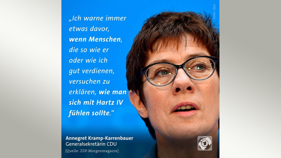 Kramp-Karrenbauer Facebook