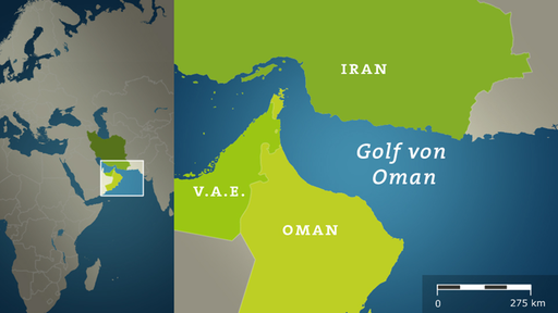Gulf Of Oman Alleged Attack On Two Tankers