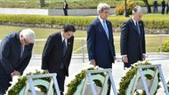 John Kerry in Hiroshima