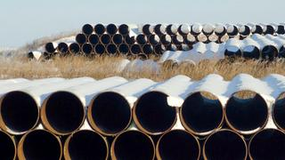 Pipeline-Depot in North Dakota | Bildquelle: REUTERS
