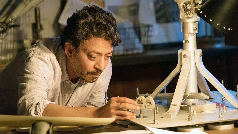 "Irrfan Khan in ""Puzzle"" (2018) 