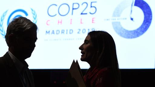 Klimakonferenz in Madrid | AFP