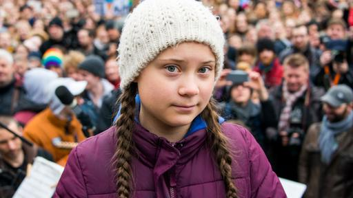 "Nobelpreis für ""Fridays for Future""-Initiatorin Thunberg?"