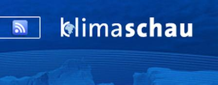 Klimaschau RSS-Feed