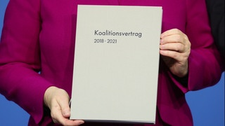 koalitionsvertrag 2018