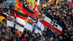 """Pegida""-Demonstration in Köln 