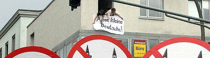 """Pro-Köln""-Demonstration im Juni 2008 