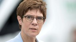 Annegret Kramp-Karrenbauer | Bildquelle: picture alliance/dpa