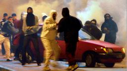 Riots in France in 2005 (Photo: picture-alliance / dpa / dpaweb)